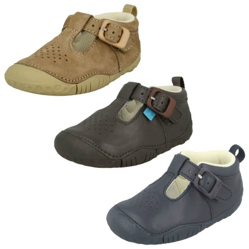 Boys Startrite T-Bar Casual Shoes Baby Jack - G Fit