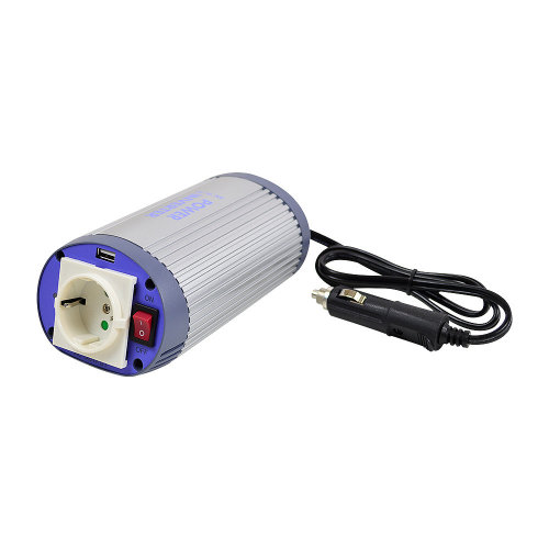 Voltage Inverter with USB Albrecht 150W 12V Code 47871