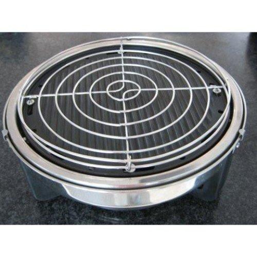 SAfire BBQ Charcoal Roasting Grid