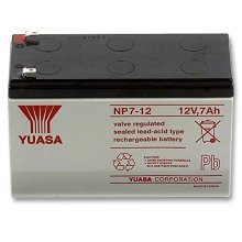 Yuasa NP17-12 Sealed lead acid battery 12V 17Ah