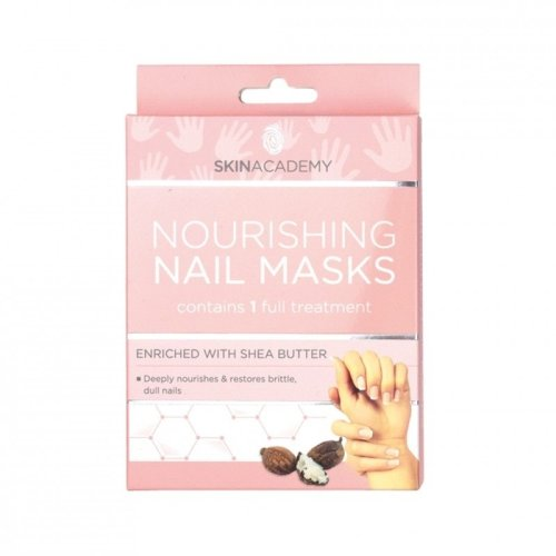 Skin Academy Nourishing Nail Masks with Shea Butter