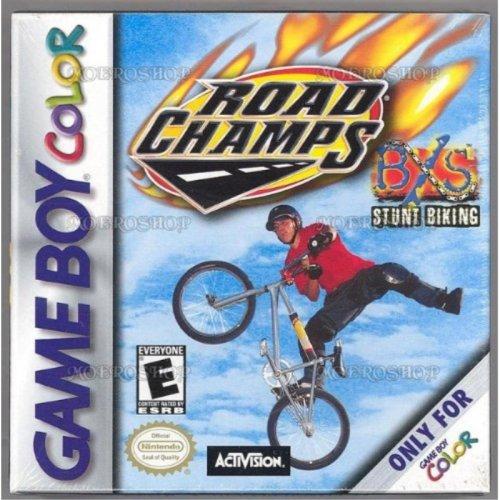 Road Champs BXS: Stunt Biking