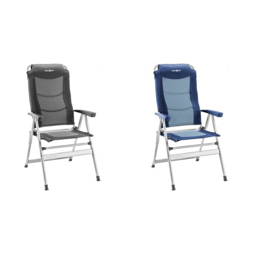 Brunner Kerry Slim Aluminium Recliner Camping Chair