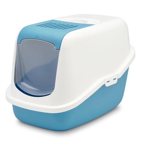 Nestor Cat Toilet Twilight Blue (Pack of 4)
