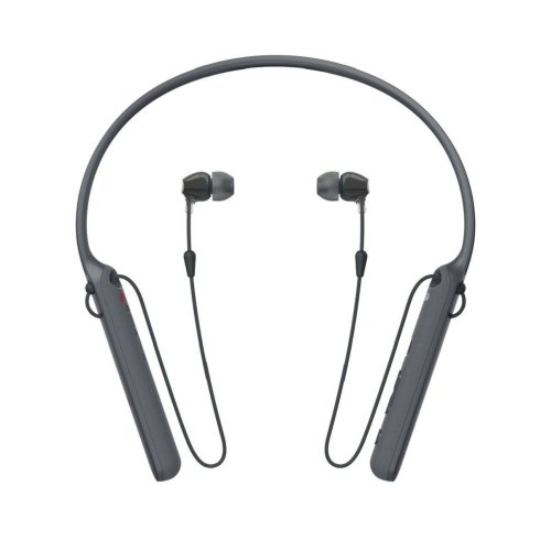 Sony WI-C400 Wireless In-Ear Headphones - Black | Sony Bluetooth Headphones
