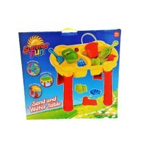 Summer Fun Sand Water Table 50 cm X 43 cm X 37Cm