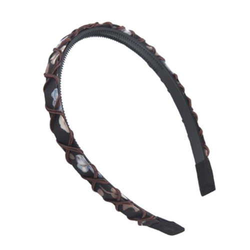 Fashionable Hair Clasp Hair Band For Ladies Skidproof Headband Bandeau NO.09