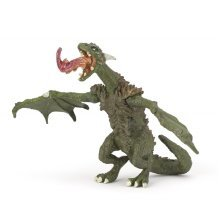 Articulated Dragon - Papo 36006 New Wings Moving 13cm Fantasy A Action Figure -  papo dragon 36006 new articulated wings moving 13 cm fantasy