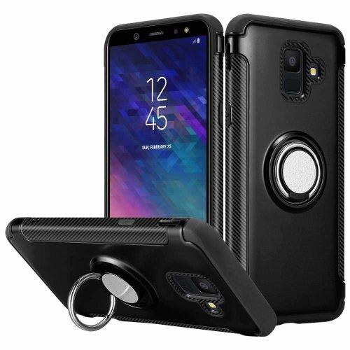 For Samsung Galaxy A6 TPU and PC Semi-Hard Case
