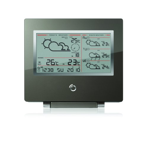 Oregon Scientific WMH 800 Weather Station with 4 Day Forecast