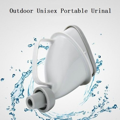 Unisex Travel Urinal Portable Mobile Toilet Urinal