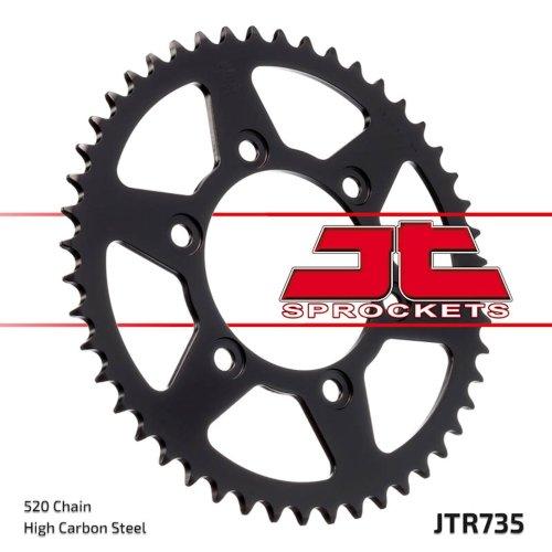 44 tooth steel JT rear sprocket Ducati Monster Supersport 851 888 907