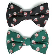 Christmas Party Festive Santa Bows