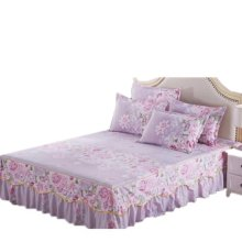 Luxurious Durable Bed Covers Multicolored Bedspreads, #17