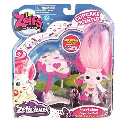 Frostette - Cupcake Scented Zelf