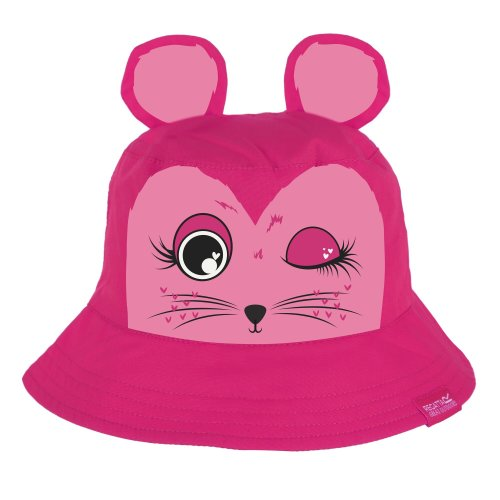 Regatta Childrens/Kids Coolweave Cotton Calix Hat