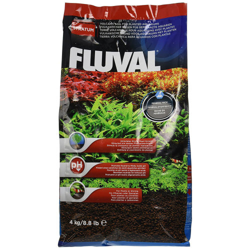 Fluval Plant and Shrimp Stratum Substrate 4kg