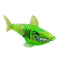 Funny Electric Luminous Mechanical Pretended Vivid Swimming Shark/Kids' Bath Toy
