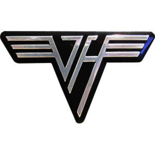Sticker - Van Halen - Classic Logo New Toys s-8201-m