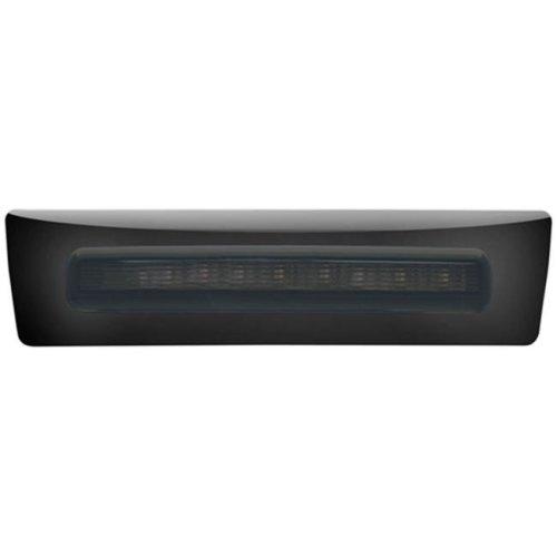 IPCW CLR07BT Chevrolet Silverado 2007 - 2014 LED Tailgate Handle, Black Red LED Smoke Lens
