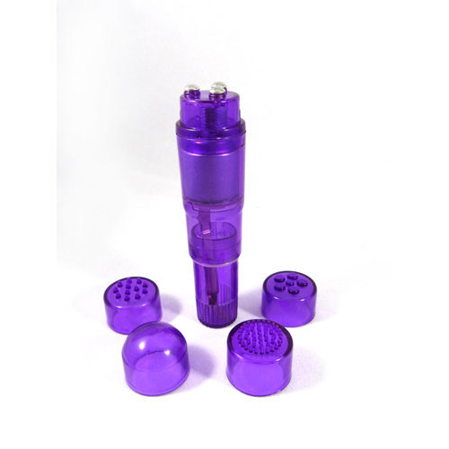 Shibari Pocket Pleasure - Purple
