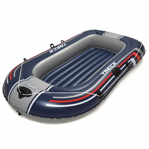 Bestway Hydro-Force Inflatable Boat Treck X1 228x121cm Rowing Canoe Kayak