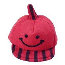 [Smile] Lovely Baby Woolen Cap Winter Baseball Cap for Kids