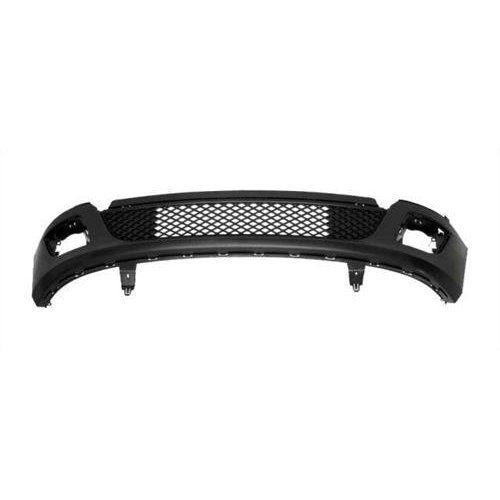 Ford Fiesta 5 Door Hatchback 2005-2008 Front Bumper Two Piece Type - Lower Black Section (Standard Models)