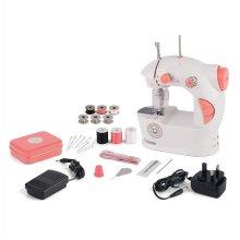 Great British Sewing Bee Kids Starter Sewing Machine Kit Set White TY5911-1