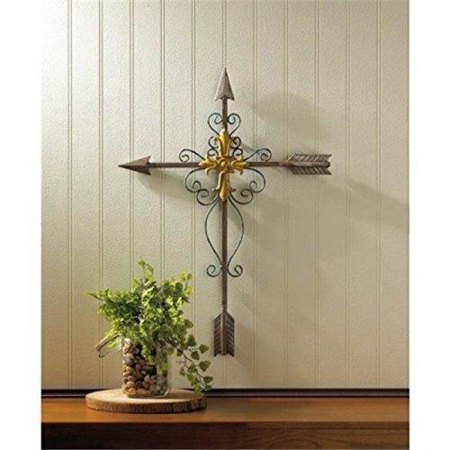 Accent Plus 10017971 Crossed Arrow Wall Cross