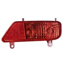 Peugeot 3008 2009-2015 Rear Fog Lamp Light Drivers Side O/s