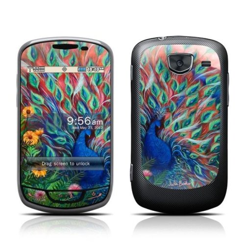 DecalGirl SBRS-CORALPC Samsung Brightside Skin - Coral Peacock