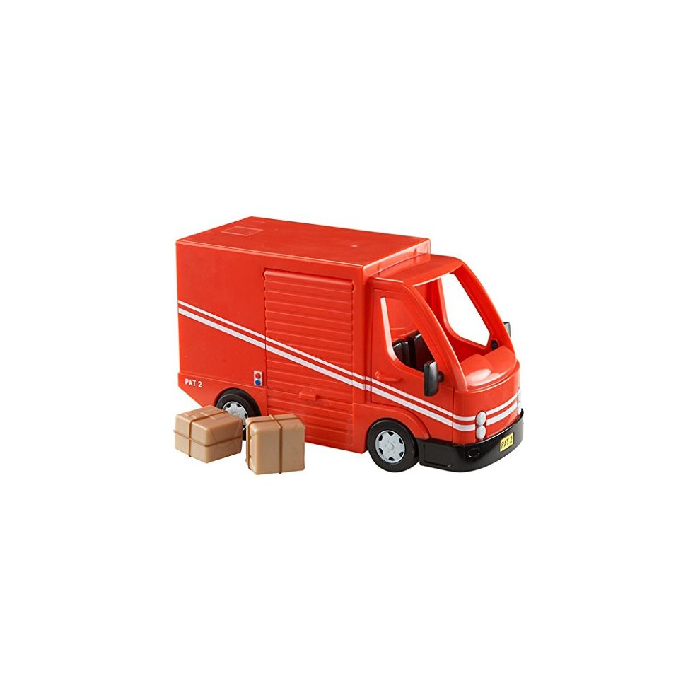 Character Postman Pat Sds Van With Accessories 1
