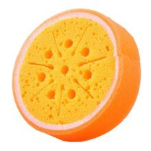 Set of 2 Cleaning Sponges Eco Kitchen / Household / Dish Sponges Sweet Orange