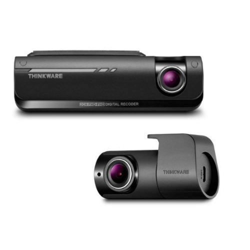 Thinkware F770 Full HD 1080p with super night vision. Front and rear dash cam