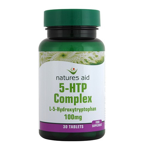 Natures Aid 5-htp Complex - 100mg 30 Tablets