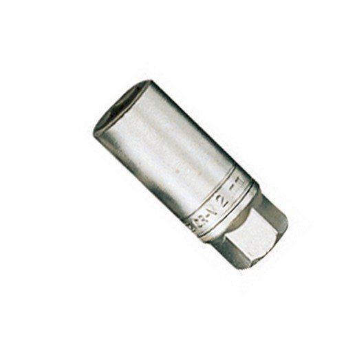 Teng M380042C Spark Plug Socket 3/8in Drive 18mm