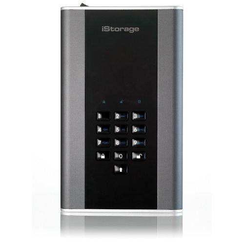 iStorage IS-DT2-256-14000-C-X 14TB diskAshur DT2 HDD IS-DT2-256-14000-C-X