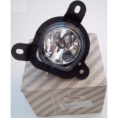 Alfa Romeo Mito Fog Lamp Front Left Side 2009 Onwards 50508595
