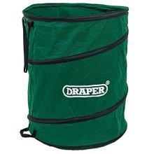Pop Up Tidy Bag 175ltr - Draper General Purpose 560 x 720mm 34041 -  draper general purpose tidy bag pop up 560 x 720mm 34041