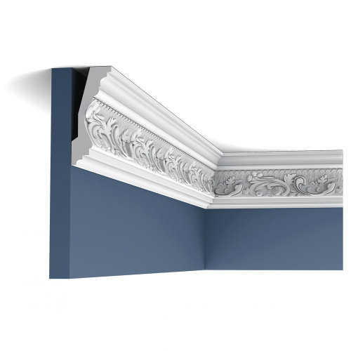 Orac Decor C201F LUXXUS Flexible Cornice Moulding Panel Moulding | 2 m