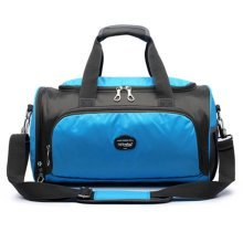 High-graded Sport Bag Yoga Dance Bag Travel Bag with Shoes Compartment, B