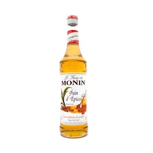 Monin Gingerbread Coffee Syrup 700ml (glass)