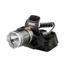 Defender 10w LED Rechargeable Aluminium Head Torch