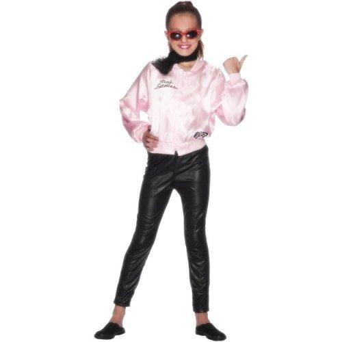 Pink Children's Grease Pink Ladies Jacket