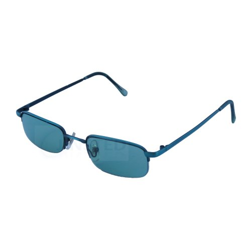 High Quality Modern Sunglasses Green Tinted Oval Lens and Frame CL039