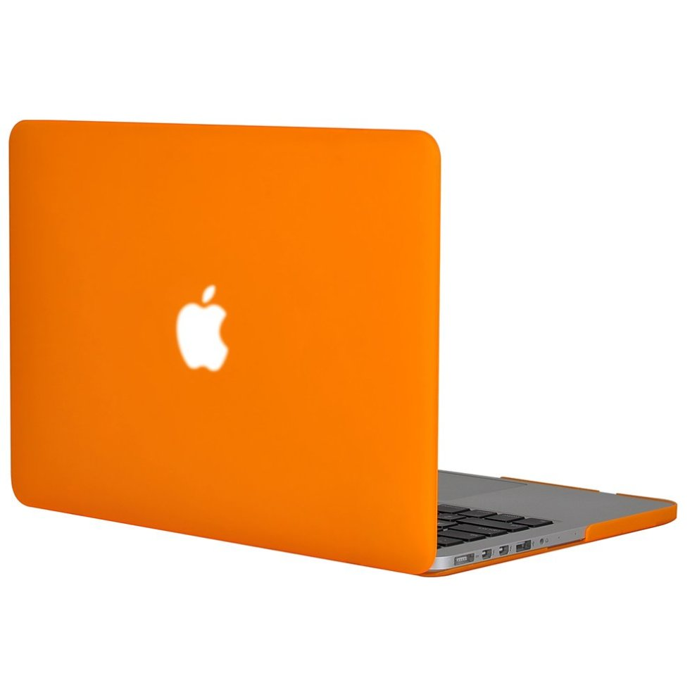 on sale 2624a b2c42 Topideal Frosted Matte Silky-Smooth Soft-Touch Hard Shell Case Cover for  Apple 13-inch MacBook Pro 13.3