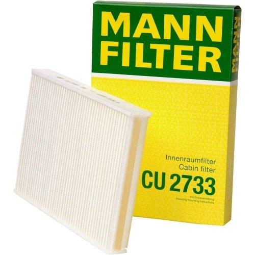 Mann Filter CU2733 Cabin Air Filter