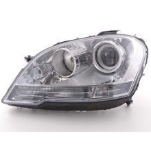 Spare parts headlight left Mercedes-Benz ML-Classe (164) Year 08-11
