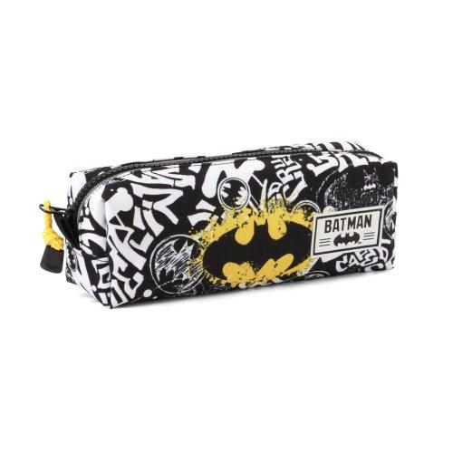 Karactermania Batman Tagsignal-Square Pencil Cases, 22 cm, Grey